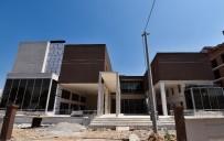 PIR SULTAN ABDAL - Hacı Bektaş Veli Kültür Merkezi'nin İnşaatı Tamamlandı