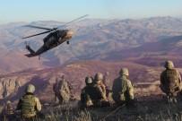 KUZEY IRAK - Hakkari'de 7 terörist öldürüldü
