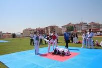 KEMAL ÖZGÜN - İl Spor Merkezleri Açılış Töreni Gerçekleştirildi