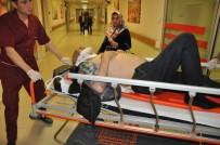 ELEKTRİKLİ BİSİKLET - Kamyonetin Çarptığı Bisiklet Sürücüsü Yaşlı Adam Öldü