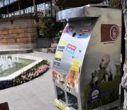 KEÇİÖREN BELEDİYESİ - Keçiören'de Pet Şişeler Sokak Hayvanlarını Doyuruyor