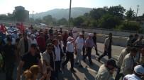 Kılıçdaroğlu Yürüyüşünün 15. Gününde
