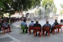 PEKMEZLI - Mersin'de Termometreler 43 Dereceyi Gösterdi