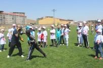 BADMINTON - Muş'ta Yaz Spor Okulları Başladı