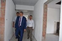 SAĞLIK OCAĞI - Nazilli'de Çok Amaçlı Ofis Binası İnşaatı Bitmek Üzere