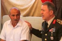 TAZİYE ZİYARETİ - Orgeneral Akar Açıklaması 'En Son Terörist Etkisiz Hale Getirilinceye Kadar Mücadele Devam Edecek'