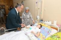 PAZAR ESNAFI - Pamukkale Belediyesinde SP Hastasına Yardım Eli