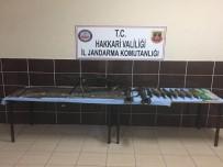 BİXİ - PKK'ya Ait Sığınakta Silah Ve Mühimmat Ele Geçirildi