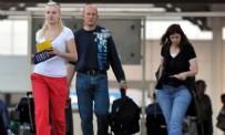 YERLİ TURİST - Yabancı turist girişleri yüzde 16.27 arttı