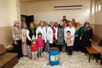 ŞEHITKAMIL BELEDIYESI - Şehitkamil'den Kursiyerlere Atık Yağ Semineri