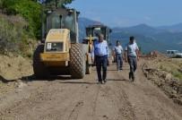 GEBIZ - Serik Ve Gazipaşa'da Asfalt Çalışması
