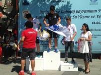 ÇANAKKALE VALİLİĞİ - Süleymanpaşalı Sporcu Çanakkale Boğazı'ndan Madalya İle Döndü
