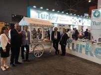 EGE İHRACATÇı BIRLIKLERI - Summer Fancy Food Show'da Türk Gıda Ürünlerine Büyük İlgi