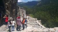 KAYABAŞı - Trabzon'da Milli Parklara Yoğun İlgi
