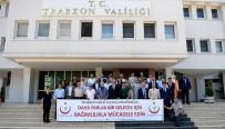 NECMETTIN YALıNALP - Trabzon'da Uyuşturucu İle Mücadele Konuşuldu