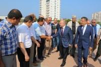 İŞ İNSANLARI - Vali Çakacak'ın Mersin'e Veda Ziyaretleri Sürüyor
