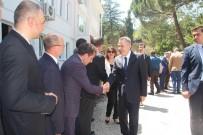 KEMAL ÖZGÜN - Vali Elban Bilecik'e Veda Ederek Yeni Görevi İçin Ağrı'ya Yola Çıktı