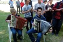 Yozgat'ın Poyrazlı Köyü'nde Kafkas Şenliği