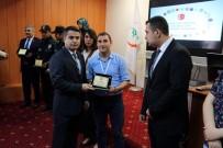 MUSTAFA ALTıNPıNAR - Yozgat'ta Madde Bağımlılığı İle Mücadele Edenlere Plaket Verildi