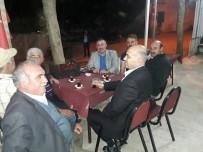 ULUPıNAR - AK Parti Mensupları Her Akşam Farklı Bir Köyde İftar Yapıyor