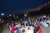 TERÖR MAĞDURLARI - Altıeylül Belediyesinden Şehit Ve Gazi Ailelerine İftar Yemeği