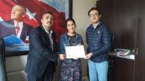 İSTANBUL TICARET ODASı - Altıntaş'ta 3 Okula, 'Beslenme Dostu Okul' Ödülü