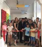 OYUN HAMURU - Aydın Bahçeşehir Koleji Öğrencilerinden 'Fark' Temalı Resim Sergisi