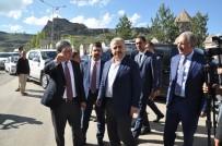 ULAŞTIRMA DENİZCİLİK VE HABERLEŞME BAKANI - Bakan Ahmet Arslan, Osmanlı Mahallesi'nde