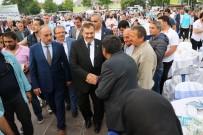DOĞANTEPE - Bakan Eroğlu Toplu Temel Atma Töreni İçin Sakarya'ya Geldi