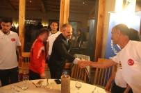 GENÇLİK VE SPOR İL MÜDÜRÜ - Bakan Kılıç Milli Sporcuları Ziyaret Etti