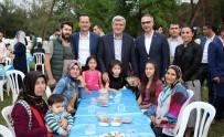 ÖĞRENCILIK - Başkan Karaosmanoğlu, Geleceğin Dahileriyle İftar Yaptı