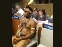 BİRLEMİŞ MİLLETLER - BM toplantısında şok!