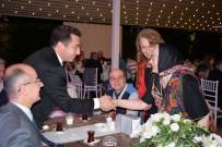 SİVAS VALİSİ - Bozüyüklü Yardım Sevenler İftar Yemeğinde Bir Araya Geldi