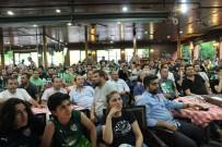 GAZIANTEPSPOR - Bursasporlu Taraftarlarının Ligde Kalma Sevinci