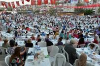 AŞıK SEFAI - Büyükşehir'in Ramazan Etkinlikleri Anamur'la Devam Etti