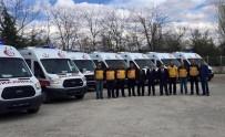 BÜLENT TURAN - Çanakkale'ye 5 Yeni Ambulans