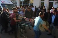 EROL TAŞ - Çatışmada Yaralanan Güvenlik Korucuları Tedavi Altına Alındı