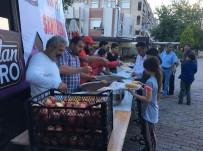 GÜZELÇAMLı - Davutlar MYO İftar Sofralarıyla Ramazan Boyunca Halkla Buluşuyor