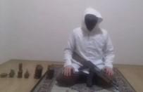 KAR MASKESİ - DEAŞ'lı Teröristlerin Eylem Hazırlığı Görüntüleri Ortaya Çıktı