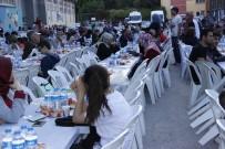 KATARAKT - Eskişehir İHH'dan 2 Bin 500 Kişilik Dev İftar