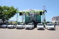 ÇEKİLİŞ - Giresunspor'un 50. Yılına Özel Yapılan Çekilişte 6 Adet Lüks Araç Sahiplerini Buldu