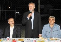 MAHMUTHAN ARSLAN - Hisarcık Belediyesinden İftar Yemeği