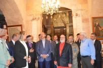 ORHAN MIROĞLU - İçişleri Bakanı Soylu Kırklar Kilisesi'ni Ziyaret Etti