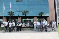 EGE İHRACATÇı BIRLIKLERI - İzmir'in Şampiyonluğu İçin 10 Bin 380 Kilometre Pedal Çevirdiler