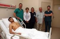 KALP KAPAĞI - Kamu Hastanesinde Bir İlki Gerçekleştirdiler