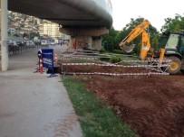 TEMEL KAZISI - Kente Üç Yeni Yaya Köprüsü Yapılıyor