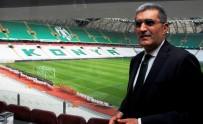 ORMAN VE KÖYİŞLERİ KOMİSYONU - Konuk Açıklaması 'Şampiyonluk, Konyaspor'a Çok Yakıştı'