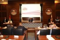 TAAHHÜT - Körfez Belediyesi Haziran Meclisi Toplandı