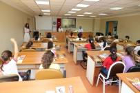 DEKORASYON - Öğrenciler Sordu Başkan Şirin Cevapladı