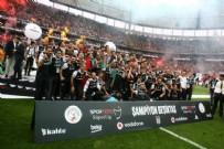 GAZIANTEPSPOR - Şampiyon Beşiktaş kupasına kavuştu